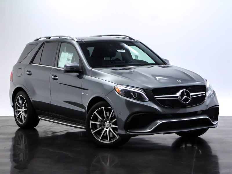 Pre-Owned 2018 Mercedes-Benz GLE AMG® GLE 63