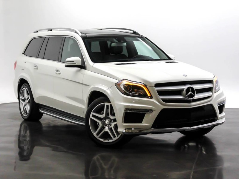 Certified Pre Owned 2016 Mercedes Benz Gl Cl 550