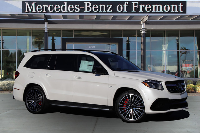 New 2019 Mercedes Benz Gls Amg Gls 63 4matic Suv Sport Utility In