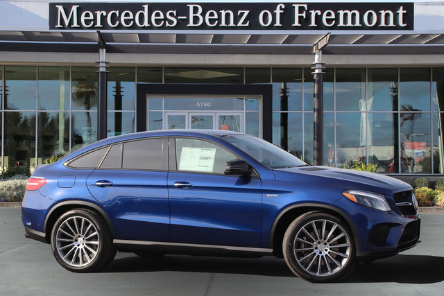 New 2019 Mercedes Benz Gle Amg Gle 43 4matic Coupe Coupe In 70037
