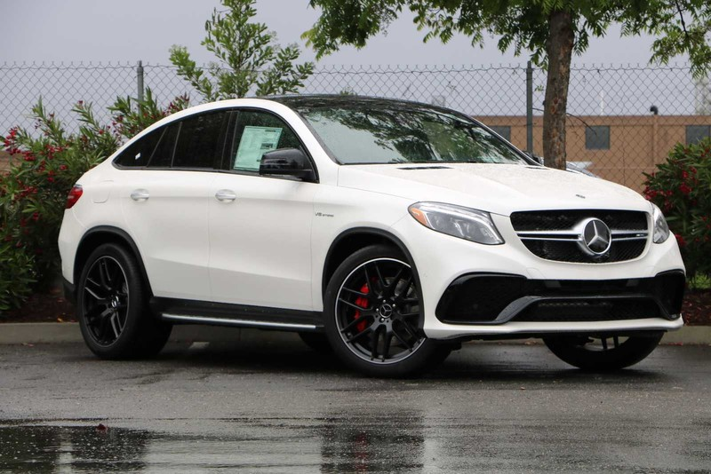New 2019 Mercedes Benz Gle Amg Gle 63 S 4matic Coupe With Navigation Awd