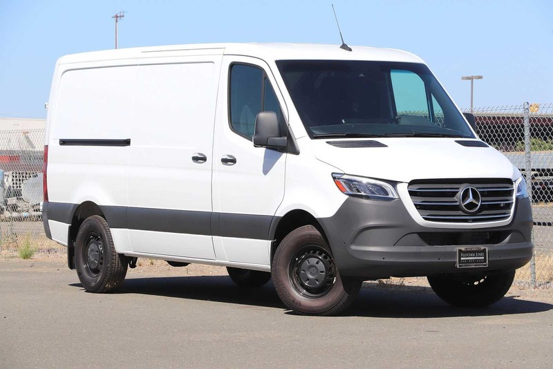 New 2019 Mercedes-Benz Sprinter Cargo Van 1500 Standard Roof I4 144 RWD