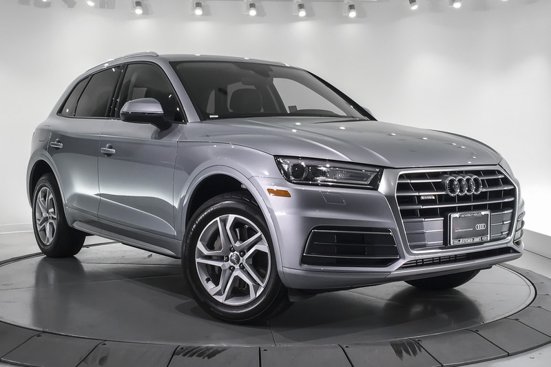 Certified PreOwned Audi Q TFSI Premium SUV In U - Pre owned audi