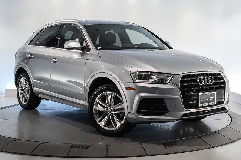 Certified Pre Owned 2016 Audi Q3 Fronttrak 4dr Premium Plus