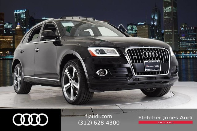 Certified Pre Owned 2016 Audi Q5 Tdi Tech 20s Sport Interior