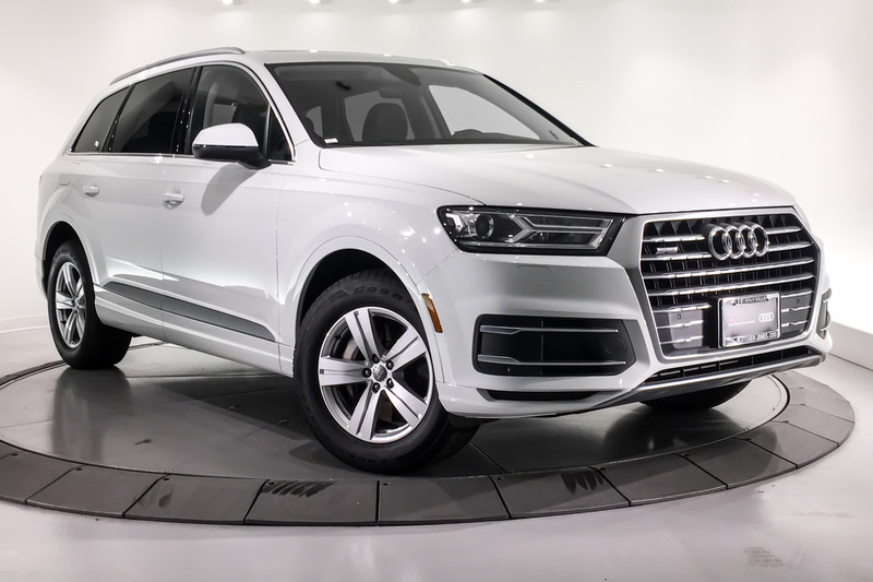 Certified PreOwned Audi Q TFSI Premium Plus Sport Utility - Certified pre owned audi