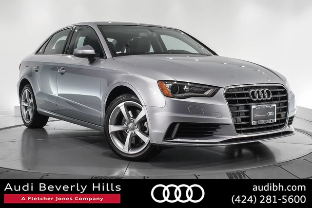 Certified PreOwned Audi A T Premium Sedan In U - Pre owned audi
