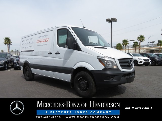new 2017 mercedes benz sprinter m2wc46 2500 worker cargo. Black Bedroom Furniture Sets. Home Design Ideas