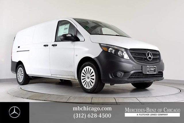 New 2019 Mercedes Benz Metris Cargo Van