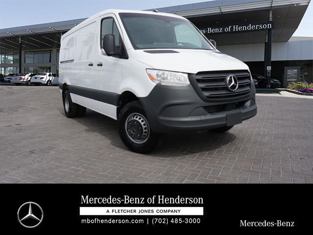 New 2019 Mercedes-Benz Sprinter MXCA46 - 3500XD Cargo Van 144