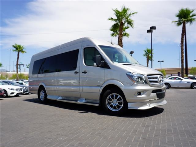 Pre-Owned 2018 Mercedes-Benz Sprinter Cab Chassis