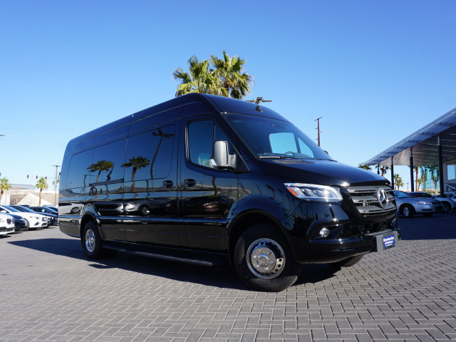 New 2019 Mercedes-Benz Sprinter MXCAE6 - 3500XD Cargo Van 170 Ext - SHELL