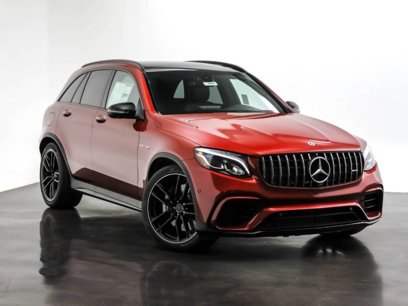 Pre-Owned 2019 Mercedes-Benz GLC AMG® GLC 63