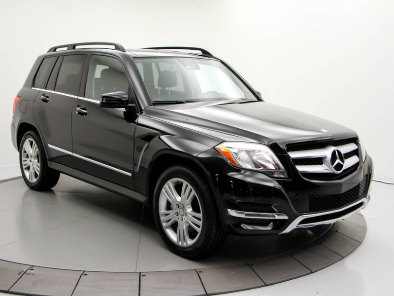 High Quality Pre Owned 2014 Mercedes Benz GLK GLK 350
