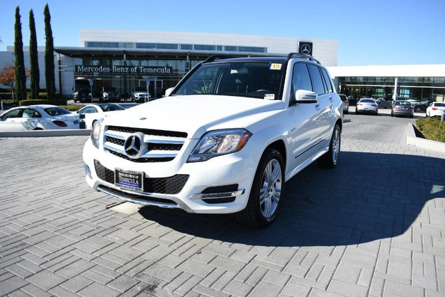 Certified Pre Owned 2017 Mercedes Benz Glk 350