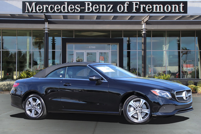 New 2019 Mercedes Benz E Cl 450 4matic Cabriolet