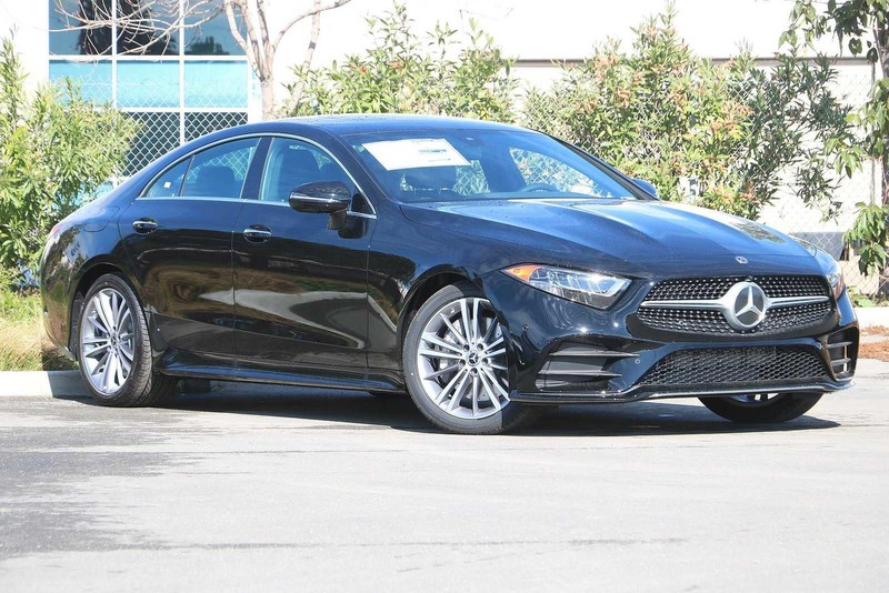 New 2020 Mercedes-Benz CLS CLS 450 Coupe