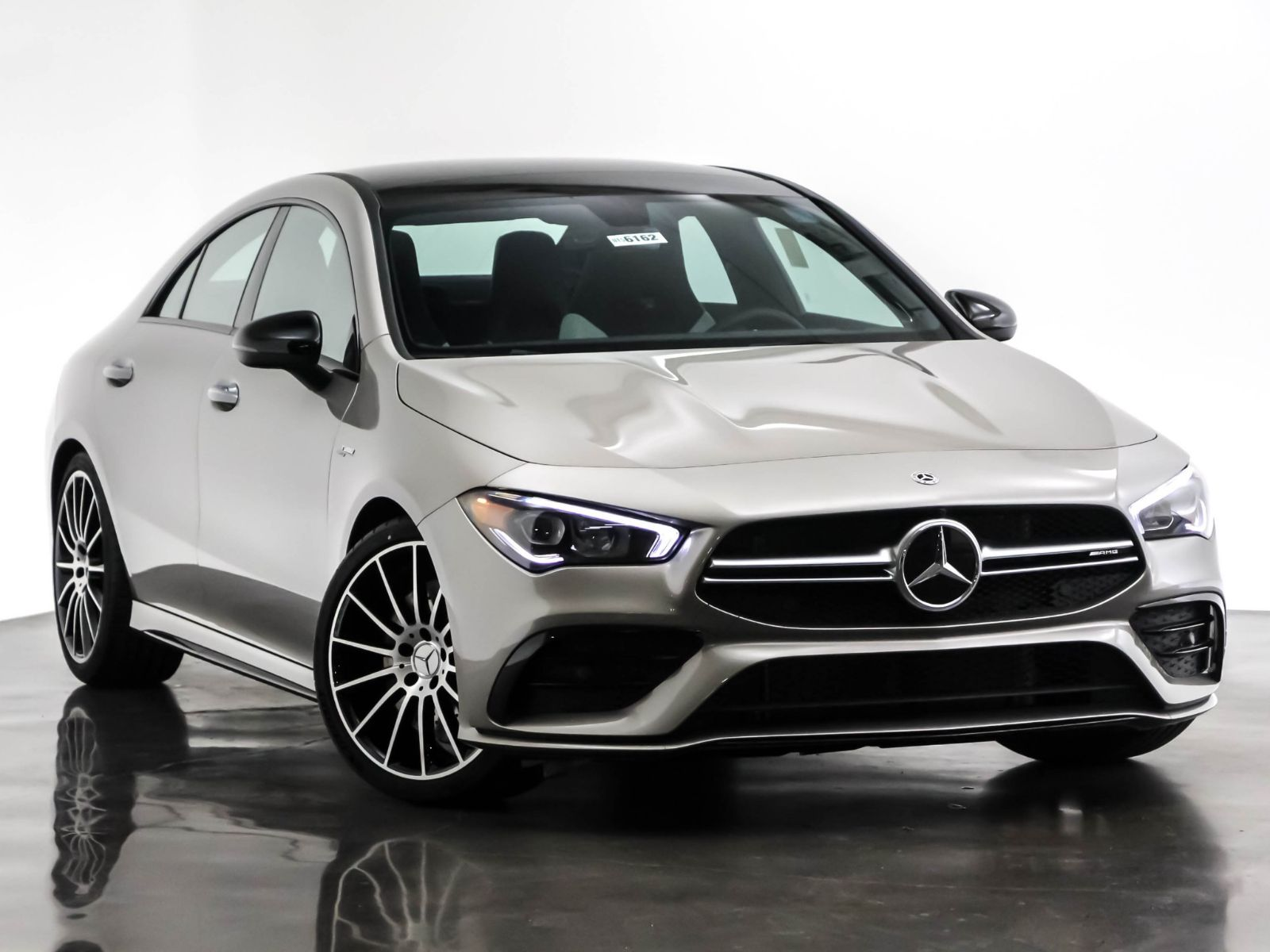 New 2020 Mercedes-Benz CLA AMG® CLA 35
