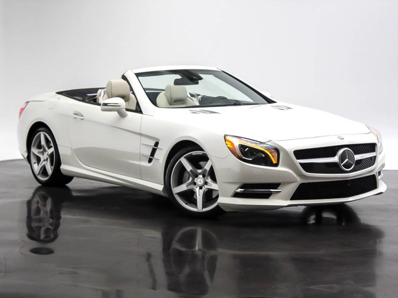 Certified Pre Owned 2016 Mercedes Benz Sl Cl 550