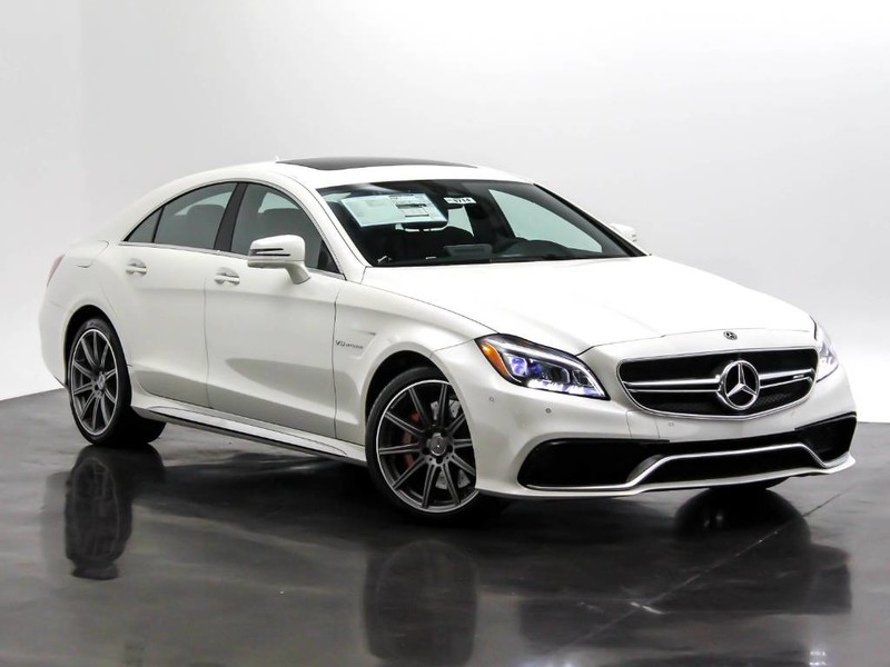Pre Owned 2017 Mercedes Benz Cls Amg 63 S
