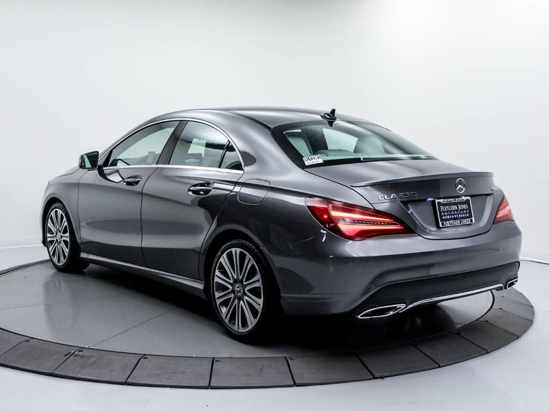 New 2018 Mercedes Benz Cla Cla 250 Coupe In N143381 Fletcher