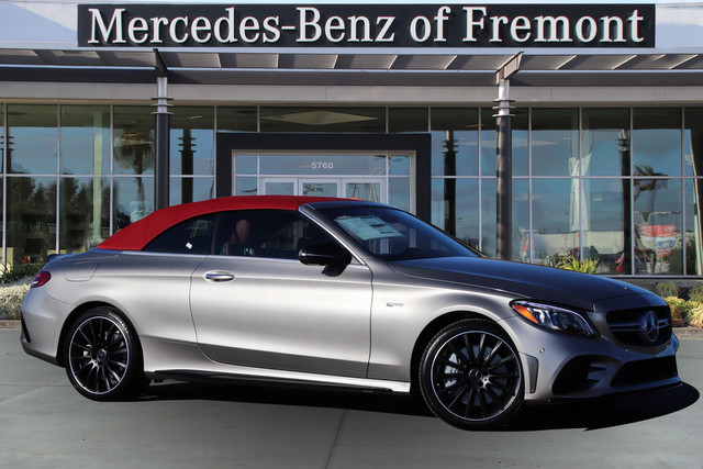 New 2019 Mercedes Benz C Cl Amg 43 4matic Cabriolet