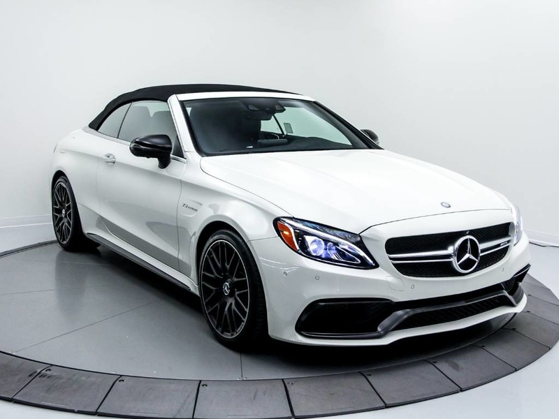 Pre Owned 2017 Mercedes Benz C Cl Amg 63