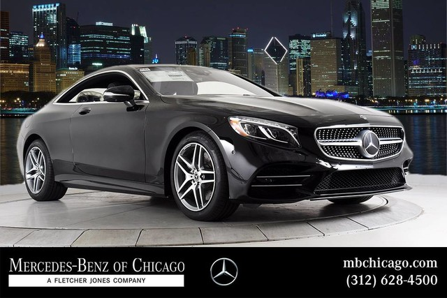 New 2019 Mercedes Benz S Class S 560 Coupe In M18747 Fletcher