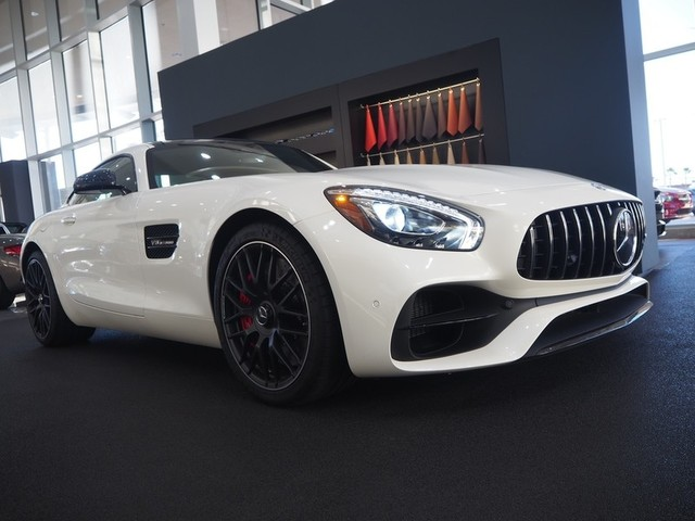 0841ab464bd7 New 2018 Mercedes-Benz AMG® GT AMG® GT S Coupe in  1801790 ...