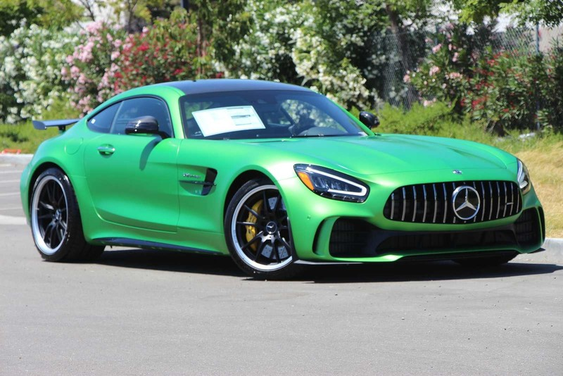 Mercedes Benz Amg >> New 2020 Mercedes Benz Amg Gt Amg Gt R Coupe With Navigation