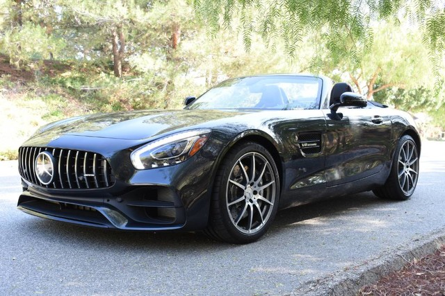 New 2018 Mercedes Benz Amg Gt