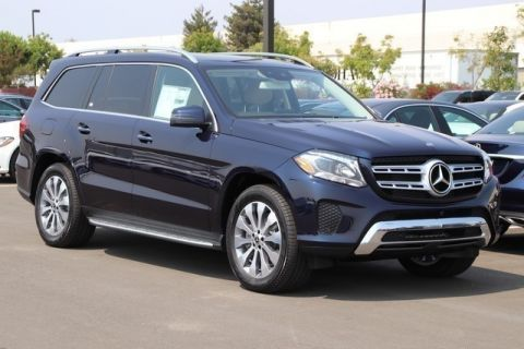 New 2018 Mercedes-Benz GLS GLS 450 4MATIC® SUV