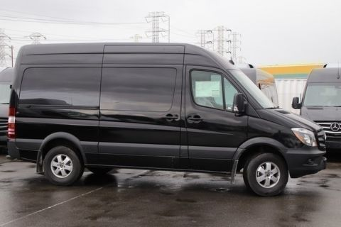 New 2018 Mercedes-Benz Sprinter Crew Van 2500 Standard Roof V6 144 RWD