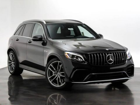 New 2019 Mercedes-Benz GLC AMG® GLC 63